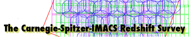 Carnegie-Spitzer-IMACS Redshift Survey